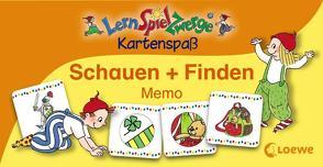 Schauen + Finden von Merle,  Katrin