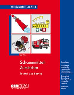 Schaummittelzumischer von de Vries,  Holger
