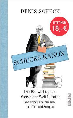 Schecks Kanon von Kuhlmann,  Torben, Scheck,  Denis