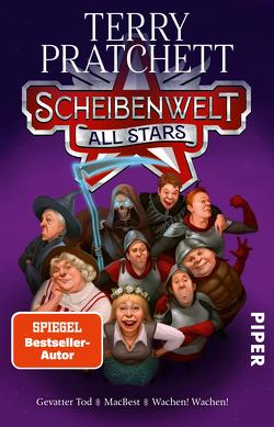 Scheibenwelt All Stars von Brandhorst,  Andreas, Pratchett,  Terry