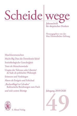 Scheidewege von Max Himmelheber-Stiftung GmbH, Sauer,  Walter