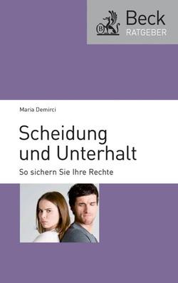 Scheidung und Unterhalt von Demirci,  Maria