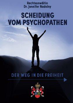 Scheidung vom Psychopathen von Nadolny,  Dr. Jennifer