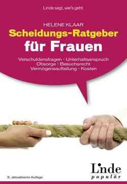 Scheidungs-Ratgeber für Frauen von Klaar,  Helene