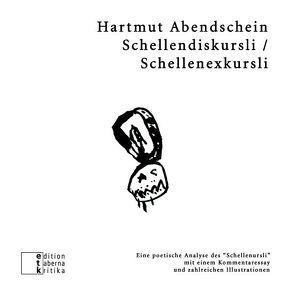 Schellendiskursli / Schellenexkursli von Abendschein,  Hartmut, Wandeler-Deck,  Elisabeth