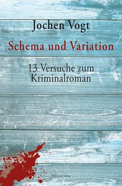Schema und Variation von Vogt,  Jochen