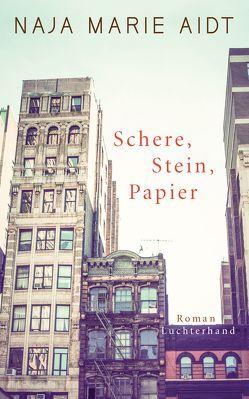 Schere, Stein, Papier von Aidt,  Naja Marie, Fink,  Flora