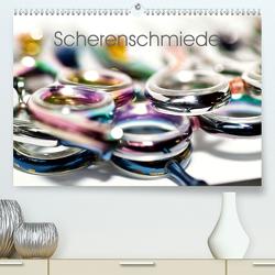 Scherenschmiede (Premium, hochwertiger DIN A2 Wandkalender 2020, Kunstdruck in Hochglanz) von Uysal - Nihat Uysal Photography,  Nihat