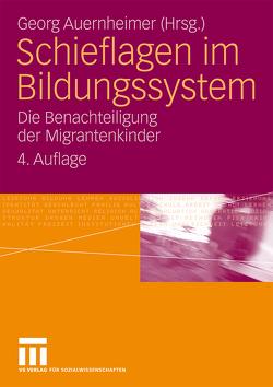Schieflagen im Bildungssystem von Auernheimer,  Georg