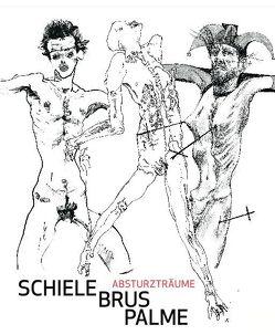 Schiele – Brus – Palme. Absturzträume / Dreams of Falling von Wipplinger,  Hans-Peter