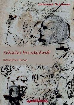 Schieles Handschrift von Schönner,  Johannes
