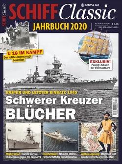 Schiff Classic Jahrbuch 2020 von Schulze-Wegener,  Guntram
