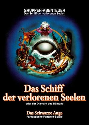 Schiff der verlorenen Seelen – remastered von Lenthe,  Claus