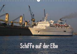 Schiffe auf der Elbe (Wandkalender 2019 DIN A3 quer) von Simonsen / Hamborg-Foto,  Andre