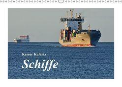 Schiffe (Wandkalender 2018 DIN A3 quer) von Kulartz,  Rainer