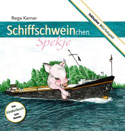 Schiffschweinchen Spekje von Kerner,  Rega