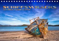Schiffswracks – morbide Schönheiten (Tischkalender 2019 DIN A5 quer) von Bleicher,  Renate