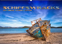 Schiffswracks – morbide Schönheiten (Wandkalender 2019 DIN A2 quer) von Bleicher,  Renate
