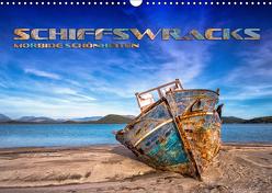 Schiffswracks – morbide Schönheiten (Wandkalender 2019 DIN A3 quer) von Bleicher,  Renate