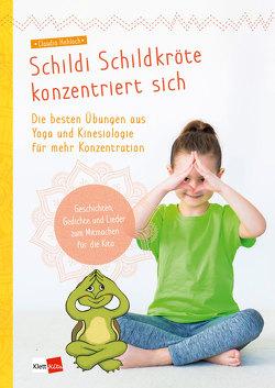 Schildi Schildkröte konzentriert sich von Hohloch,  Claudia