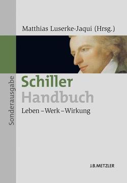 Schiller-Handbuch von Luserke-Jaqui,  Matthias