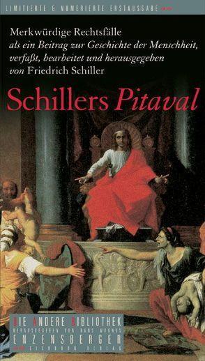 Schillers Pitaval von Schiller,  Friedrich, Tekolf,  Oliver