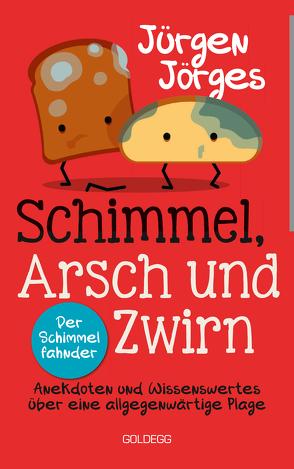 Schimmel, Arsch und Zwirn von Jörges,  Jürgen