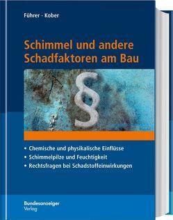 Schimmel und andere Schadfaktoren am Bau von Führer,  Gerhard, Kober,  Bernd
