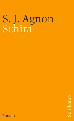 Schira von Agnon,  Samuel Joseph, Rübner,  Tuvia