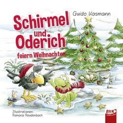 Schirmel und Oderich feiern Weihnachten von Kasmann,  Guido, Reudenbach,  Ramona
