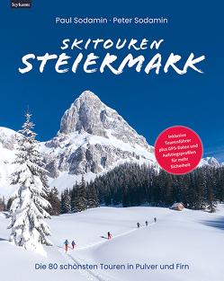 Schitouren Steiermark von Sodamin,  Paul, Sodamin,  Peter