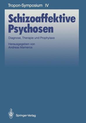 Schizoaffektive Psychosen von Marneros,  Andreas