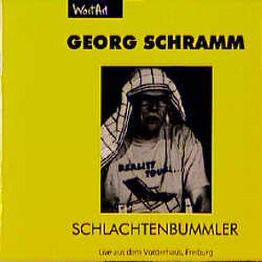 Schlachtenbummler von Schramm,  Georg