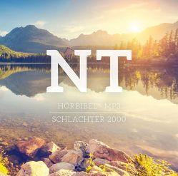 Schlachter 2000 – Neues Testament – MP3 – Hörbibel von Herzler,  Hanno