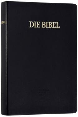 Schlachter 2000 – Schreibrandausgabe Leder