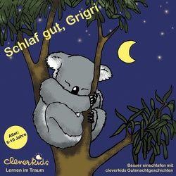 """""""Schlaf gut, Grigri"""" von Keller,  Regina"""