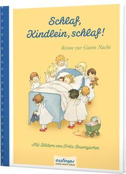 Schlaf, Kindlein, schlaf von Baumgarten,  Fritz