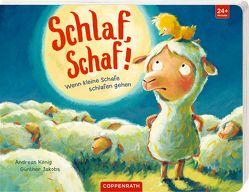 Schlaf, Schaf! von Jakobs,  Günther, Koenig,  Andreas
