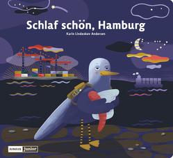 Schlaf schön, Hamburg von Lindeskov Andersen,  Karin