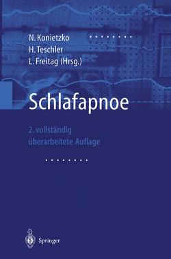 Schlafapnoe von Freitag,  Lutz, Konietzko,  Nikolaus, Teschler,  Helmut
