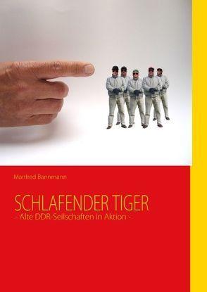 Schlafender Tiger von Bannmann,  Manfred