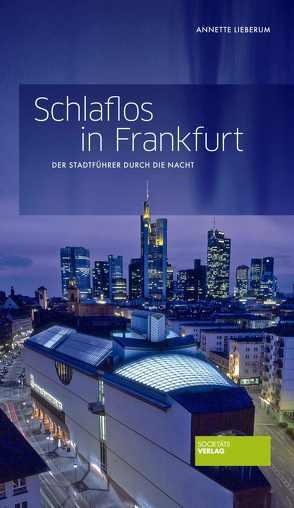 Schlaflos in Frankfurt von Lieberum,  Annette