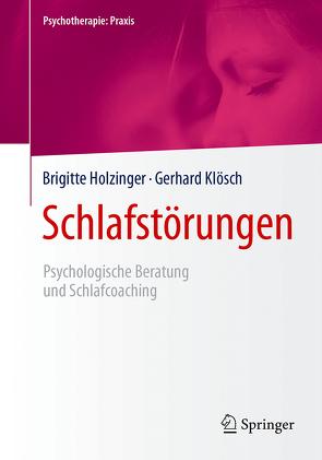 Schlafstörungen von Holzinger,  Brigitte, Klösch,  Gerhard