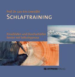 Schlaftraining von Hautkappe,  Hans J, Schmierer,  Albrecht, Uneståhl,  Lars E