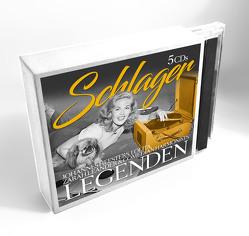 Schlager Legenden von ZYX Music GmbH & Co. KG