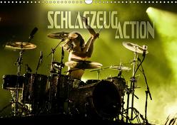 Schlagzeug Action (Wandkalender 2019 DIN A3 quer) von Bleicher,  Renate