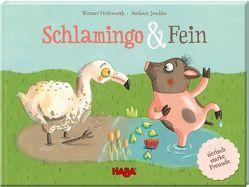 Schlamingo und Fein von Holzwarth,  Werner, Jeschke,  Stefanie