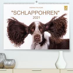 """""""SCHLAPPOHREN"""" (Premium, hochwertiger DIN A2 Wandkalender 2021, Kunstdruck in Hochglanz) von SABRINA PALATZKE,  FOTOGRAFIN"""