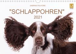 """SCHLAPPOHREN"" (Wandkalender 2021 DIN A4 quer) von SABRINA PALATZKE,  FOTOGRAFIN"