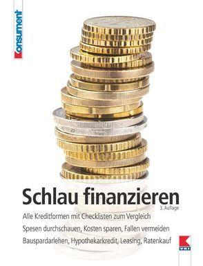 Schlau finanzieren von Lappe,  Manfred